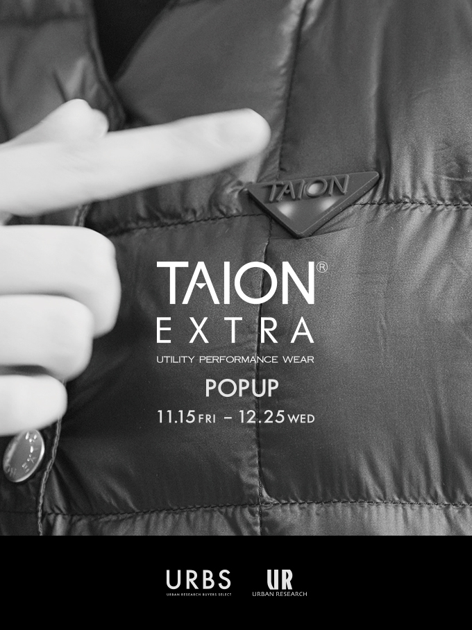 TAION POP UP