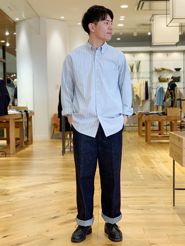 URBAN RESEARCH DOORS セブンパークアリオ柏店 yusuke (Men / 176cm)