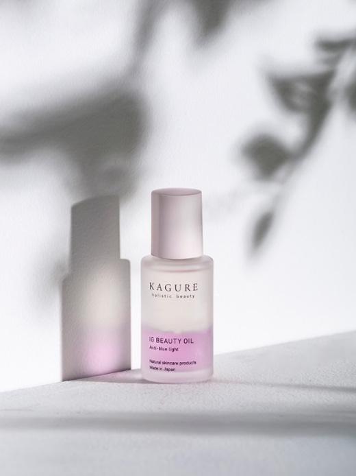 KAGURE holistic beautyシリーズ IG ビューティーオイル発売記念インタビュー 第一回