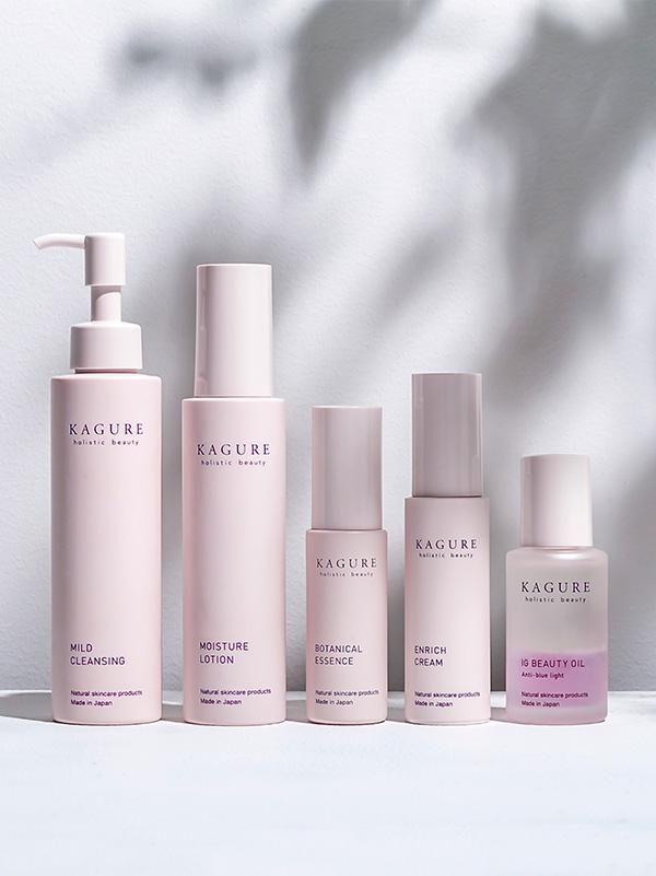 KAGURE holistic beautyシリーズ IG ビューティーオイル発売記念インタビュー 第二回