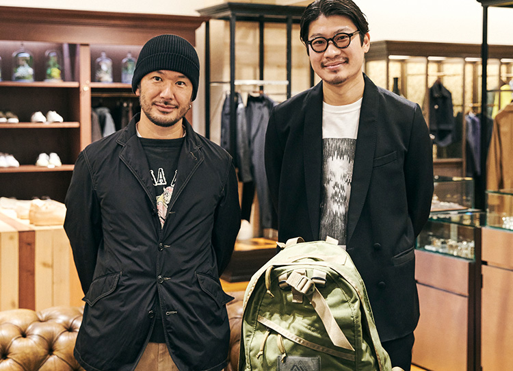 NEXUSVII. × GREGORY EXCLUSIVELY FOR URBAN RESEARCH デザイナー今野智弘氏インタビュー<前編>