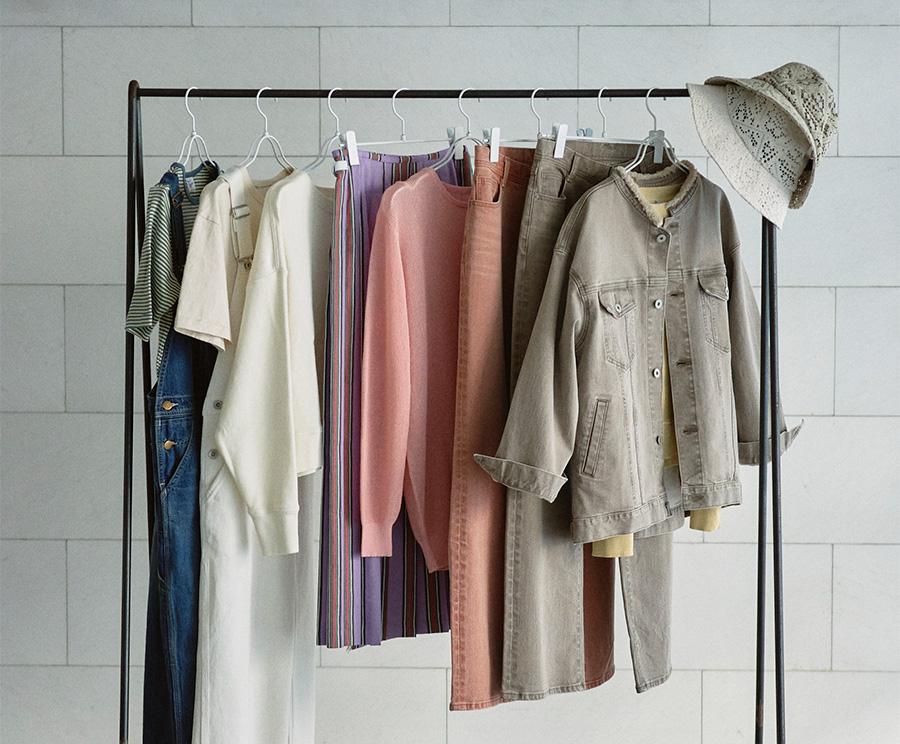 アーバンリサーチのウィメンズコレクションが語りかける2021春夏の気分な服
