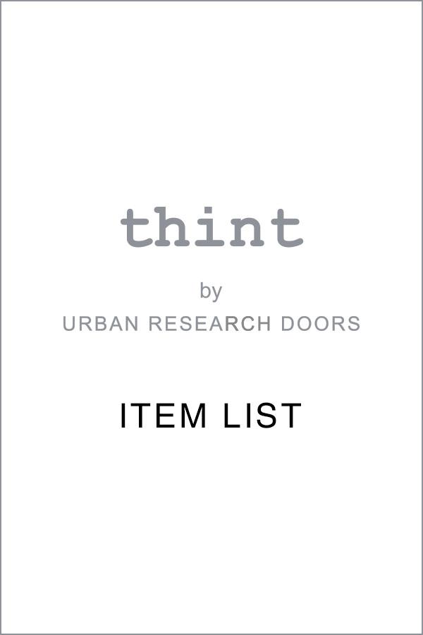 thint ITEM LIST
