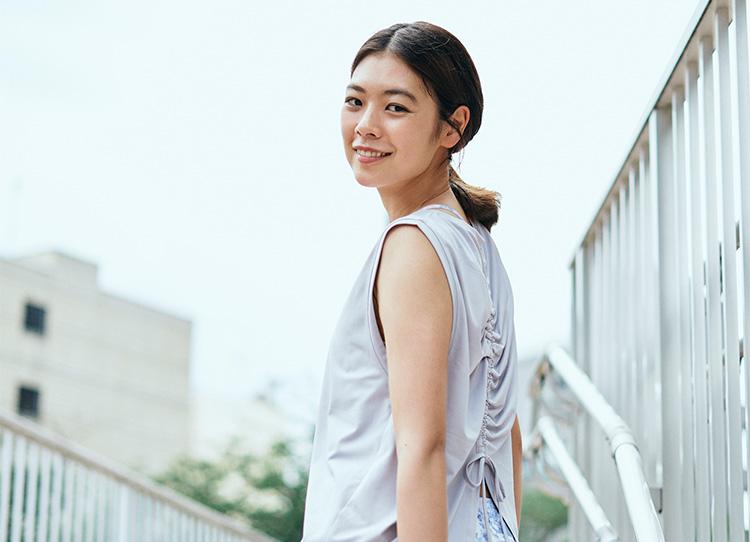 Sonny Label Athletic Beauty presents しなやかに美しく。彼女のいる風景 Vol.2 浅野美奈弥さん